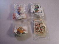 Mcdonalds 1990 (1989) Super Mario 3 Nintendo - Complete Set -
