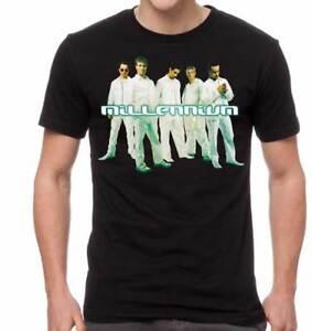 Details about Backstreet Boys Millennium Cut Out 90s Pop Dance Music Boy  Band T Shirt BSB10060