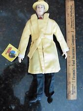 Vintage 10 1/4 inch Dick Tracy Doll by Applause with tags