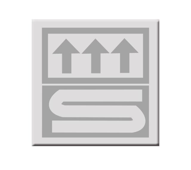 RIDDER Schaummatte PVC Standard gelb-grün 65x200cm PVC-Matte Yoga-Matte Fußmatte