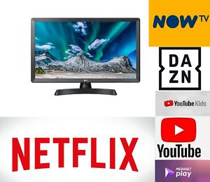 SMART-TV-24-POLLICI-HD-LED-24-034-24TL510S-WIFI-DVB-T2-CON-NETFLIX-NOWTV-YOUTUBE