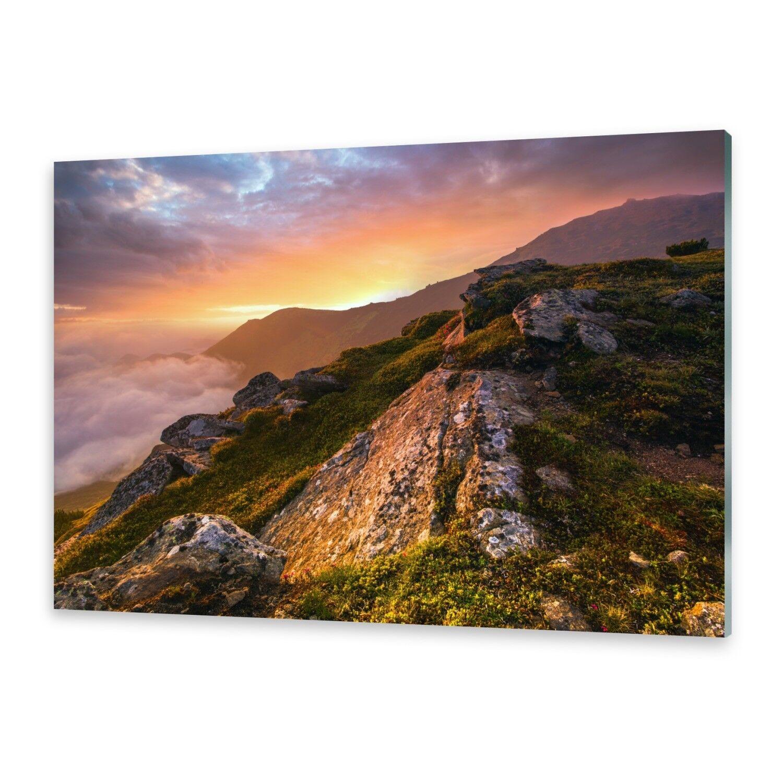 Acrylglasbilder Wandbild aus Plexiglas® Bild Karpaten Berge