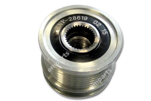 Mercedes Vito 108 110 115 Freewheel Alternator Clutch Pulley 109 112 111