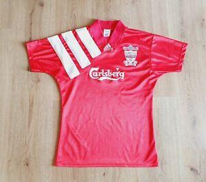 """Liverpool Home Centenary Shirt 1992/93 34-36"""""""