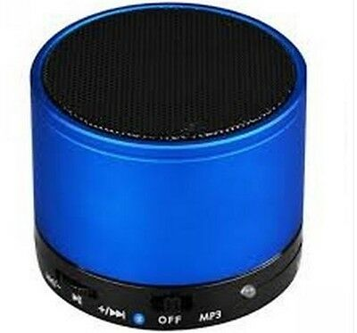 Wireless Mini Bluetooth Portable Bass Speaker With  TF Slot Stereo