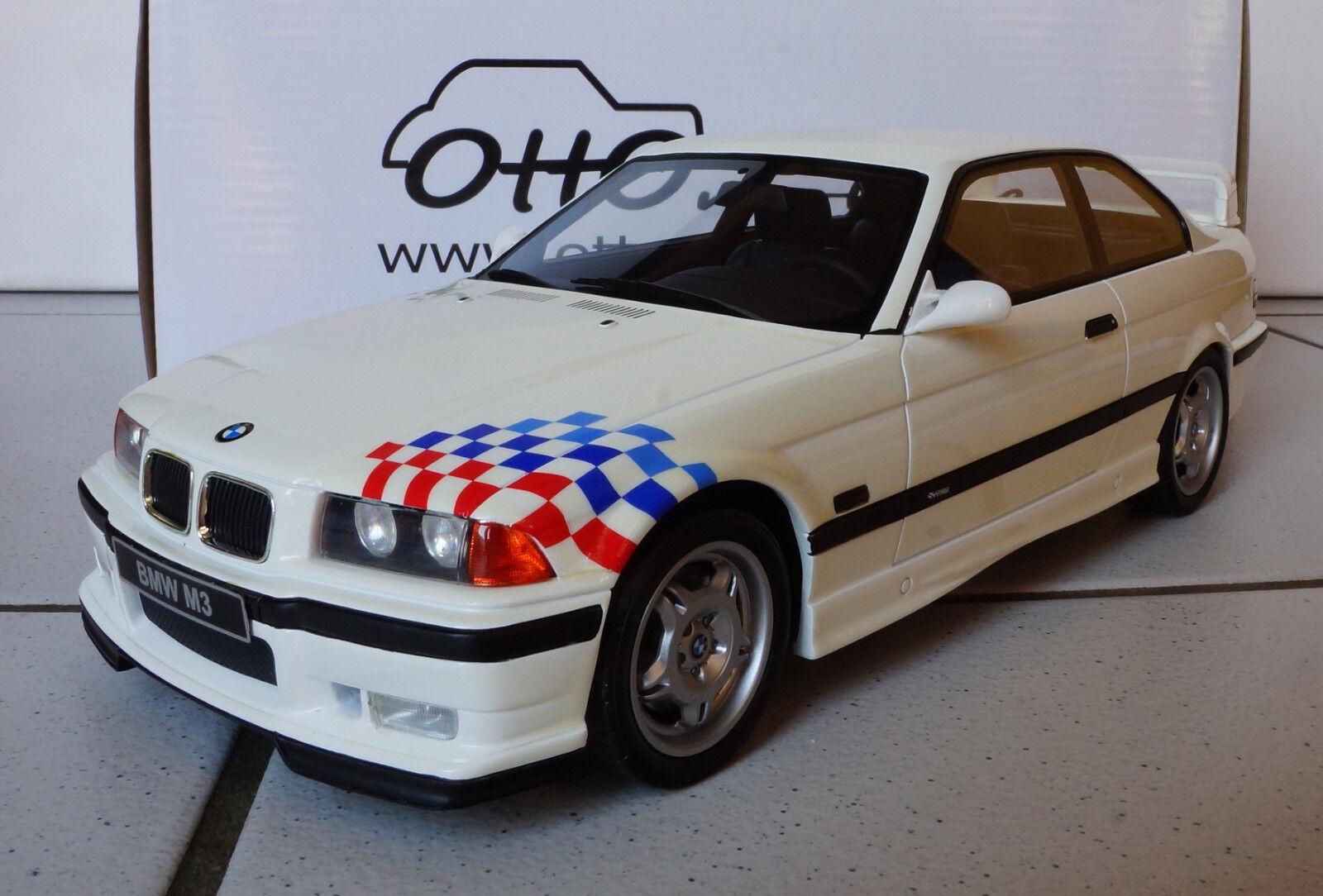 Ottomobile Ottomobile Ottomobile 1:18 BMW m3 e36 Light Weight, blanc/m-drapeau, ot569, Neuf  neuf dans sa boîte, En parfait état, dans sa boîte | Dans Plusieurs Styles  991fda