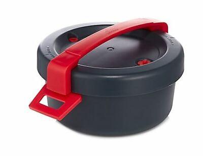 Kuhn Rikon Microwave Pressure Cooker Easy Steamer 4L 24cm BPA Free