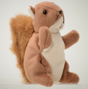 42d564785fd TY Beanie Baby Nuts Squirrel Rare With Errors 1996 Retired NWT