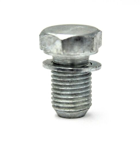 Brand New Oil Drain Plug M14 X 1.5 X 22 mm With Washer OE # N90813201 Magnetic