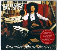 ESPERANZA SPALDING Chamber Music Society - CD SIGNED