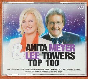ANITA MEYER & LEE TOWERS - TOP 100 -- ***  5 CD BIGBOX ***