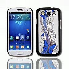 Design No.2  Handy Back Cover Case Samsung i9300 Galaxy S3  + Displayschutzfolie