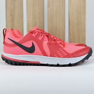 New-Nike-Air-Zoom-Wildhorse-5-AQ2222-600-Running-Shoes-Size-8