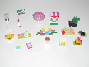 Lego ® Accessoire Déco Interieur Maison Friends Choose Model NEW