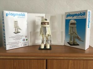 Look 5 brand new boxed figures Playmobil Vintage Collection Plastoy