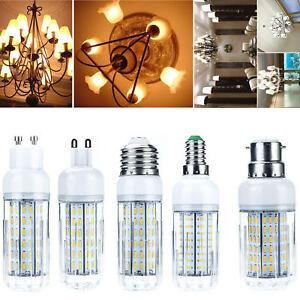 LED-MAZORCA-Bombillas-E14-B22-E27-GU10-10w-20w-25w-30w-220v-4014SMD