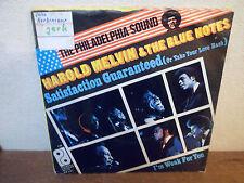 "SP 7"" HAROLD MELVIN - Satisfaction guaranteed - THE PHILADELPHIA SOUND - HOLLAND"
