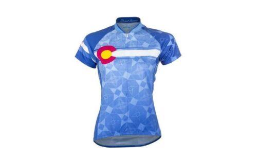 Pearl Izumi Women/'s Select LTD Jersey Short Sleeve Colorado XL