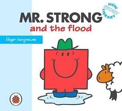 Mr. Men:   MR  strong       BOOK