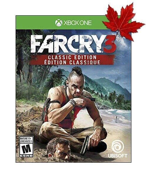 Far Cry 3 Classic Edition - Xbox One