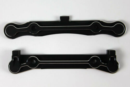 GDS RACING  Rear Hing Pin Brace For Team Losi 5ive T 2PCS BLACK//BLUE//RED//GOLD