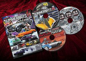 Official-Street-Machine-SUMMERNATS-29-DVD-3-Disc-Set