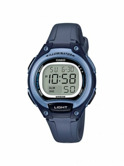 LW-203-2A Casio Children's Watches 10 Year Battery Lift 50M Led Light