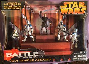 Star-Wars-Battle-Pack-Jedi-Temple-Assault-Anakin-Skywalker-SEALED-NEW