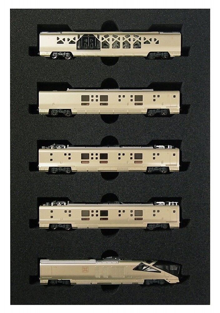 Kato 10-1447 Type E001 Train Suite 'Shikishima' 10 Cars Set  N scale  Japan