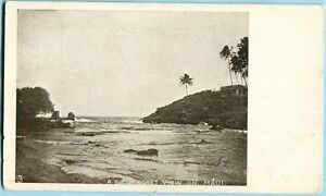 1900's Inlet Coast on Maui TH Hawaii Sam Dowdle #3 Scarce