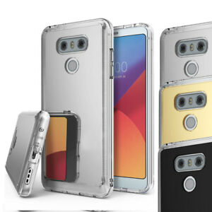 For-LG-G6-H870-Luxury-Ultra-Thin-Slim-Mirror-Back-Bumper-TPU-Silicone-Case-Cover