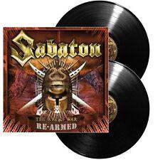 SABATON - THE ART OF WAR RE-ARMED BLACK VINYL  2 VINYL LP NEU
