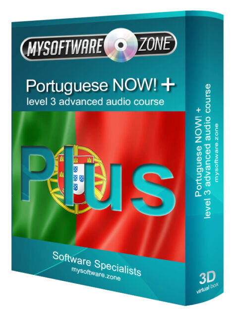 Learn to Speak Portuguese Fluently Complete Language Training Course Level 3