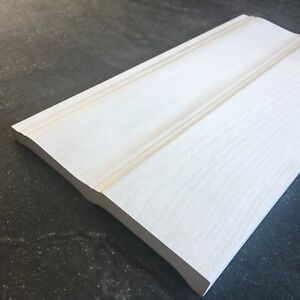 Marazzi Wood Effect Traditional Ceramic Skirting Plinth
