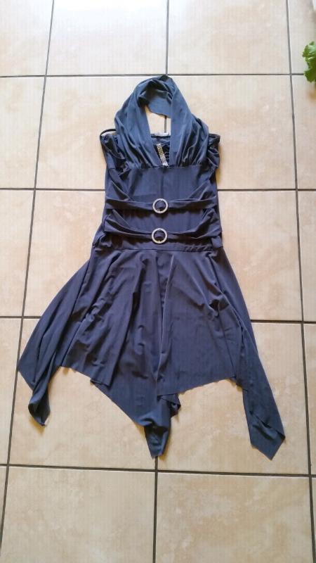 Grey Dress 36/38