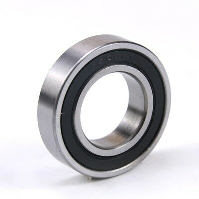 1pc 6904-2RS 6904 RS Deep Groove Ball Bearing Rubber Sealed Parts 20*37*9mm