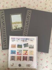 Collection of 1988 Australian Post Year Book Album with Stamps - Deluxe Edition