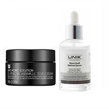 (1+1) Mizon S Venom Wrinkle Tox Cream 50g + UNIK Black Snail Restore Serum 50ml