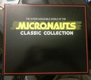 Hasbro Micronauts - Classic Collection - SDCC Exclusive - 2016