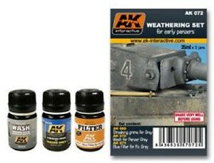 AK00072-AK-Interactive-Early-Panzer-weathering-set-Modellers-Pigment-effets