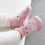 thumbnail 3 - Baby Shoes Socks Girl Boy Size Toddler Kids First Walker Baby Shower Gift Soft