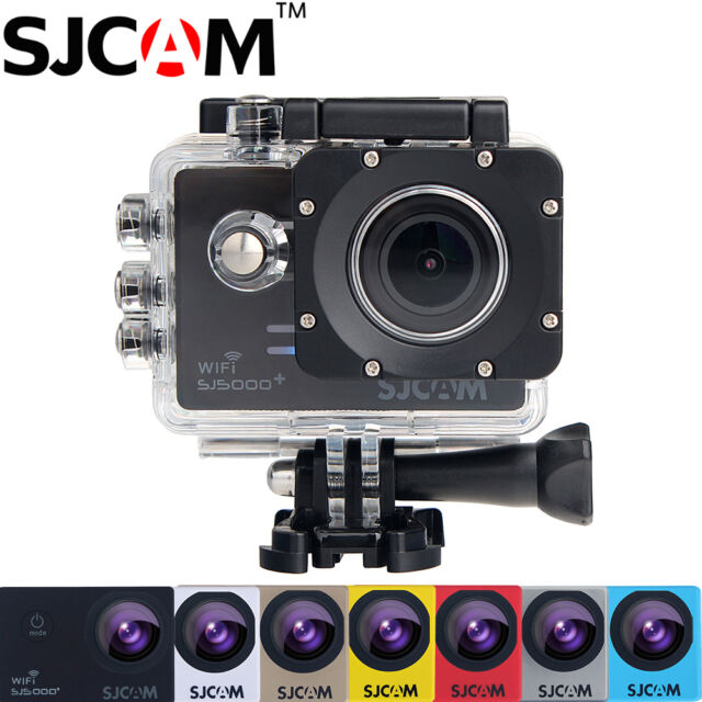 Original SJCAM SJ5000+ Plus Wifi 1080P HD Action Camcorder 16MP Sport Camera DVR