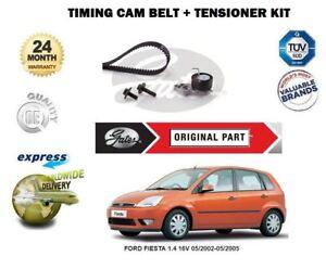 Gates Timing Cam Belt Kit for FORD FIESTA 1.25 1.4 1.6 UPTO 2005