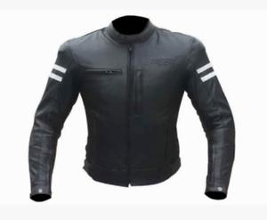 Veste-En-Cuir-Moto-Homme-Vintage-Cafe-Racer-Blouson-Taille-M-L-XL-XXL-3XL-4XL