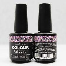 Artistic Nail Design Soak off GEL Polish Colour Gloss Purple Betrayal 03151 .5oz