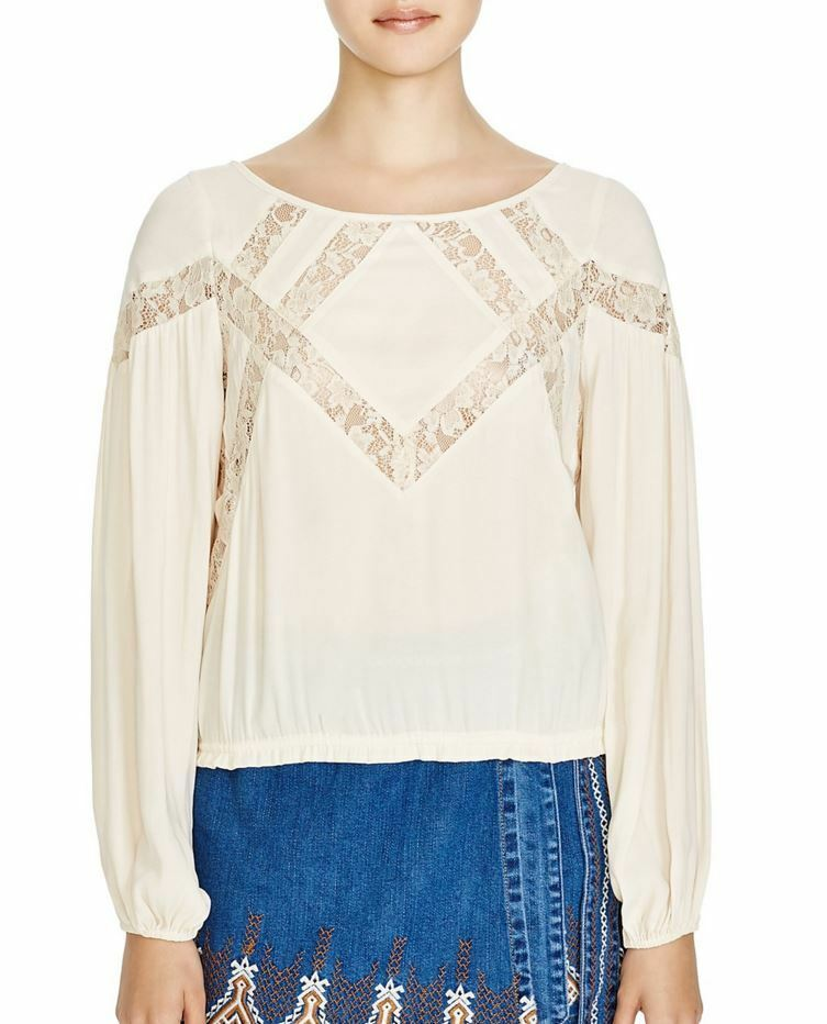FREE PEOPLE Geometry Lessons Woherren Top NWT