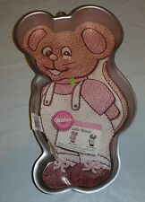 Little Mouse Cake Pan From Wilton 2380 Baking Accs. & Cake Decorating
