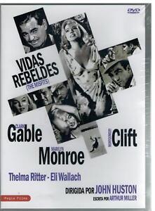 Vidas-rebeldes-The-Misfits-DVD-Nuevo