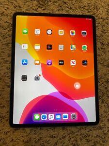 Apple iPad Pro 4th Gen. 256GB, Wi-Fi + 4G (Unlocked), 12.9 ...
