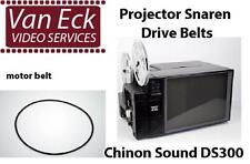 Chinon Sound DS300 belt (motor belt). New belt for replacing your broken or stre